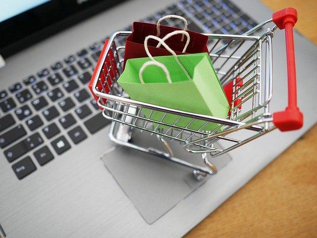 ショッピングカートネットショッピング